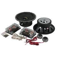 20KHZ Component Car Speakers 4 Ohm , 75W Two Way Car Speaker Woofer Manufactures