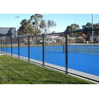 V Folds Metal Wire Fence Panels PVC Coated and Galvanized Home Garden Manufactures