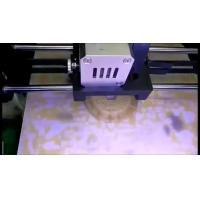 0.04 Mm Max Resolution Large Scale 3D Printer With 4.3 Inch Color Touch Screen Manufactures