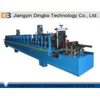 Quality Perforated Metal Uni Strut Channel Roll Forming Machine for CU Solar Mounting Frame for sale