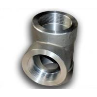 Tee NPT Female, Forging high pressure pipe fittings,Inner and outer threaded pipe fitting Manufactures