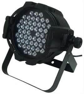 China AC 88 - 264V 47 - 63HZ Stand Alone 1w RGB 36 S 36 * 1w led par 64 can lights on sale