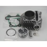 China High Strength Motorcycle Cylinder Kit For Motorcycle 157QMJ Engine Parts on sale