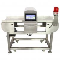 China Food Industry Analogy Digital Metal Detector HACCP Belt Speed During Running 0.22 M/S on sale