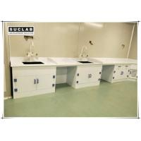 Epoxy Resin Countertop Chemistry Lab Furniture With PP Drawer And Base Cabinet Manufactures