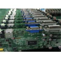 Heavy Copper Multilayer Green PCB pcb 1 oz copper thickness metal backed pcb Manufactures