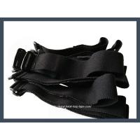 hot selling buckle hook and loop cable tie,black Manufactures