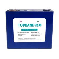 Long Lifespan Rechargeable Lifepo4 Battery 3.2 V 100AH For UPS / Solar / Wind Energy Storage Manufactures