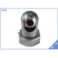 RJ45 TCP / IP PTZ Wireless Video Transmitter , 3g Dome Wifi Video Transmitter 4 Channel Manufactures
