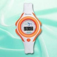 China Children's 5.5-digit LCD Watch with Plastic Strap on sale
