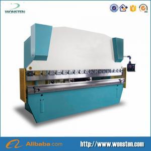China Hydraulic Tandem Press Brake Machine 380V 50HZ For High Hardness Steel on sale