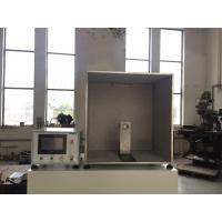 Fabric Laboratory Textile Testing Instruments Large Fabric Hanging Standard NFPA701-2 Manufactures
