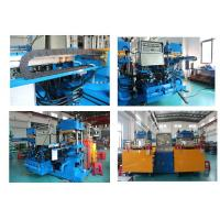 China High Efficiency Plate Vulcanizing Machine For Making Rubber Sponge on sale
