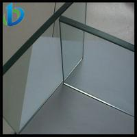 High quality clear laminated glass price Manufactures
