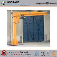 China Mini 500kg Electric Jib Crane With 1.5KW Motor,Jib Crane Features on sale