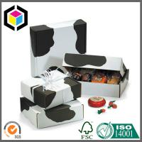 Medium Size Full Color Offset Printed Cow Corrugated Cardboard Packaging Box Manufactures