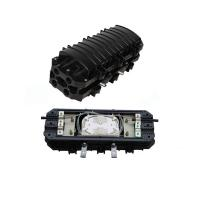 China 4 In 4 Out 288 Optical Fiber Closure Durable Outdoor Fiber Splice Enclosure on sale