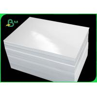 China 115GSM 120GSM Gloss Art Paper For High Speed Inkjet Printing 13 * 19 Inch on sale