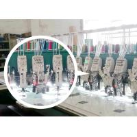 China Large Stable Industrial Computerized Embroidery Machine For Business on sale
