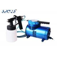 Portable Mini Air compressor with Low Pressure Spray Gun Forfurniture Painting Works Art Manufactures