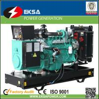 Quality 120kw 50hz cummins diesel generator set with 6CTA8.3-G2 engine china supplier best quality for sale