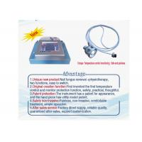 Wind Cooling Diode Laser Vascular Removal Machine With 8.4 Inch Color Touch Screen Manufactures