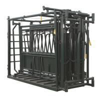 Single Squeeze Cattle Chute Manufactures