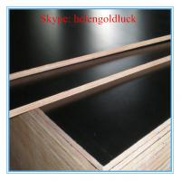 18mm Construction Material Film Faced Plywood From China Manufactures