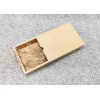 Handmade Drawer Cardboard Gift Boxes  Lightweight FDA  ISO Certification Manufactures
