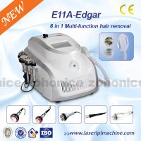 China Body Slimming Multi Function Beauty Equipment With ipl filter handles on sale