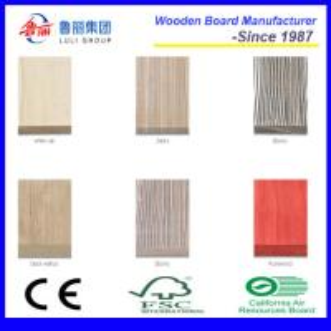 China Walnut,white oak artificial woode engineering wood on sale