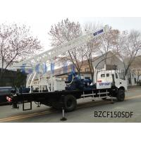 GD400 truck mounted drilling rig especially drilling for drinking water Manufactures