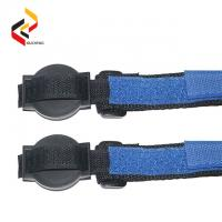 Passive Swimming Wristband ISO15693 RFID wristbands with factory price adjustable nylon RFID Wristband Manufactures