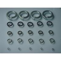 M3 - M48 Size Steel Spring Washer 1mm - 8mm Height Inner Tooth Elastic Gasket Manufactures