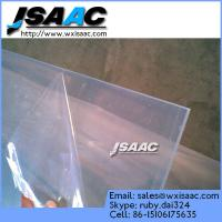 China Hot selling upvc / pvc plastic sheet protective film china factory on sale