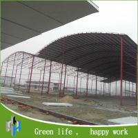 prefab shed steel frame prefabricated light steel structure shed Manufactures