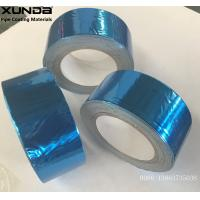 Blue Aluminium Lamination Butyl Flashing Tape For Construction 50mm-800mm Width Manufactures