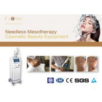 Needle Free Mesotherapy Cosmetic Laser Equipment With Electroporation Shrink Pores Manufactures