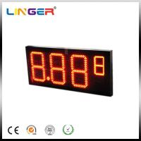 Professional Electronic Oil Station Led Display Board Price With RF Controller Manufactures