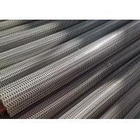Buy cheap 316l SS Balanced Weave Metal Conveyor Belts , Balanced Weave Belt For Biscuit from wholesalers