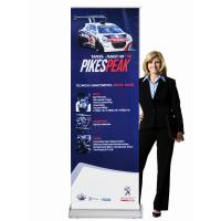 Classic Rolla Retractable Display Banners Including Printed banner and Aluminum Base Manufactures