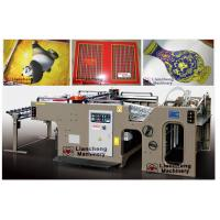 China portable screen printing machine linear touch high precision imported parts inverter control PLC on sale