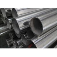 400 Series 430 Stainless Steel Round Pipe , Seamless Stainless Tube Corrosion Resistance Manufactures