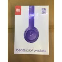 Beats By Dr Dre solo3 wireless Headphones Brand New With Sealed Box-Ultra Violet Manufactures