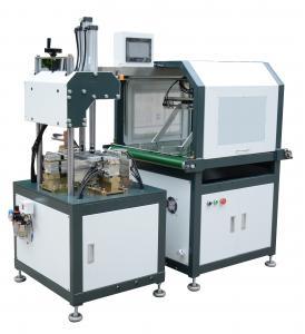 China PLC Servo Box Manufacturing Equipment , Duplex Box Making MachineWith Manipulator on sale