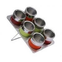 China magnetic spice rack on sale