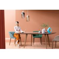 Simple Tweed Living Room Table Sets Wood Split Customizable In Dining Room Manufactures