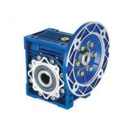 Aluminum Alloy Die-casted Worm Gear Reducer Used in Food Stuff Machine Manufactures