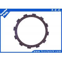 High Performance Motorcycle Friction Plates For Suzuki GN250 21471-37400 Manufactures