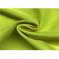 Breathable Taslon Fabric , Soft Elastic Polyester Ripstop Fabric For Outdoor Wear Manufactures